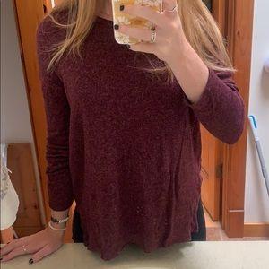 Long sleeve soft & sexy plush